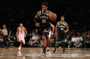 Rondae Hollis-Jefferson has adductor strain, to begin rehab