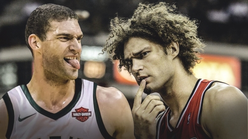 Brook Lopez's epic trolling of his brother, Bulls' big Robin Lopez