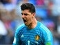 Thibaut Courtois forced to delete Chelsea farewell letter
