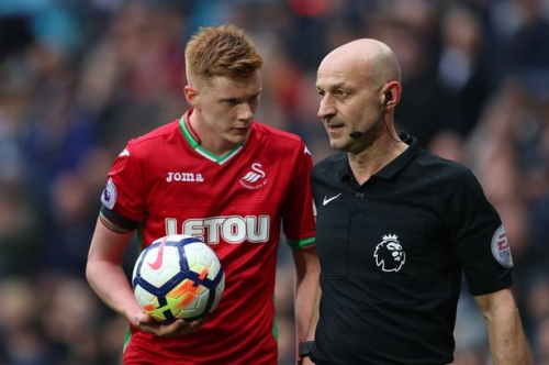 Sam Clucas and Jordan Ayew heading for Swansea City exits with Declan John set to be a deadline-day arrival