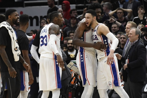 Sixers' defense could be even better in 2018-19