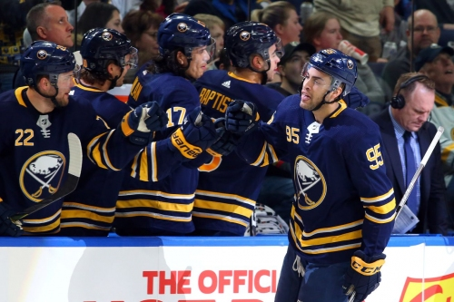 Buffalo Sabres Top 25 Under 25, #18: Justin Bailey