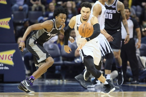 Dillon Brooks: The Memphis Swiss-Army Knife
