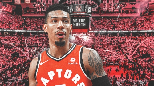 Danny Green sets his expectations for the Raptors this season