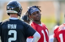 2018 Atlanta Falcons training camp: News and notes from Wednesday's final practice