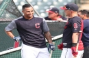 Cleveland Indians place OF Leonys Martin on disabled list, recall Greg Allen