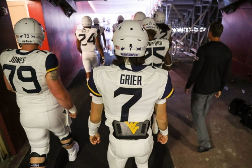 Will Grier and the Spotlight