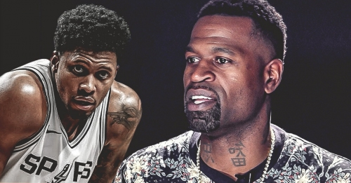 Rudy Gay responds to Stephen Jackson after calling him a 'brown-noser'