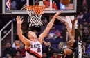 Video: Breaking Down Zach Collins in Pick-and-Roll Defense
