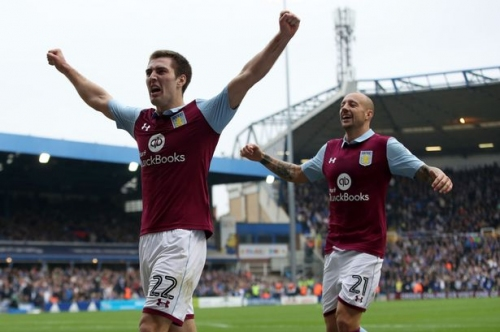 Birmingham City sign Gary Gardner from fierce rivals Aston Villa