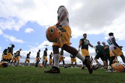 Packers 2018 preseason week 1 roster - sortable by number & position