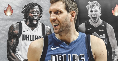Dirk Nowitzki expects Mavs to be 'a lot better than last year' with DeAndre Jordan, Luka Doncic