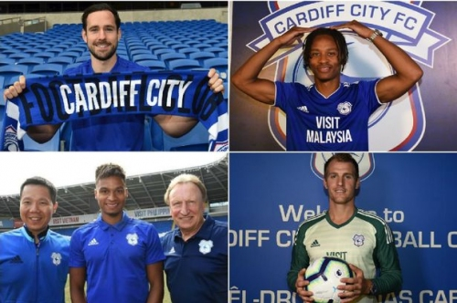 Cardiff City transfer ins and outs 2018/19: Every player who joined or left this summer