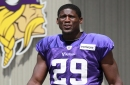 Training camp fight was a family affair for Vikings' Stefon Diggs, Xavier Rhodes