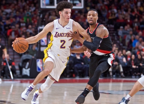 Lakers Vs. Trail Blazers: Season Opener History