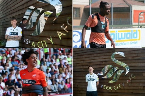 Swansea City transfer ins and outs 2018/19: Every player who joined or left