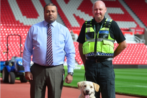 Stoke City fans urged to be aware of potential terror threat at bet365 Stadium - and here are the new guidelines