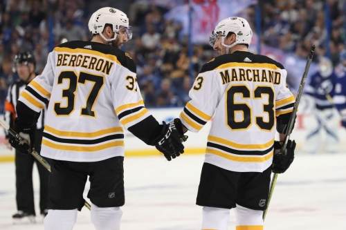 Balancing the Lineup: Should the B's break up the first line?