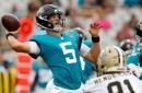 Preseason: Jaguars' Bortles solid against Saints