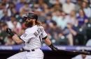 Kiszla: He's not Chuck Nazty any more. Would move from center field help Charlie Blackmon get his groove back?