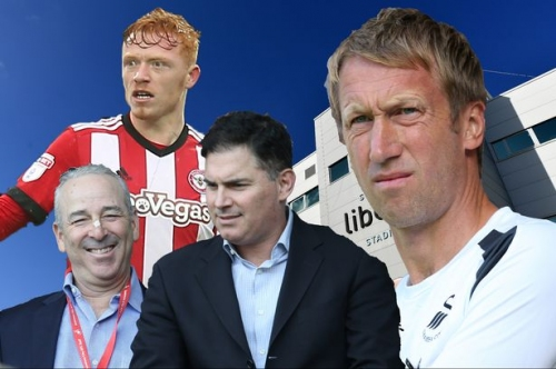 Swansea City's transfer deadline day was an alarming shambles that let down Graham Potter and the fans