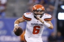 NFL roundup: Mayfield and Barkley have strong debuts in preseason opener