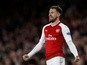 Arsenal midfielder Aaron Ramsey in contention for Manchester City fixture?