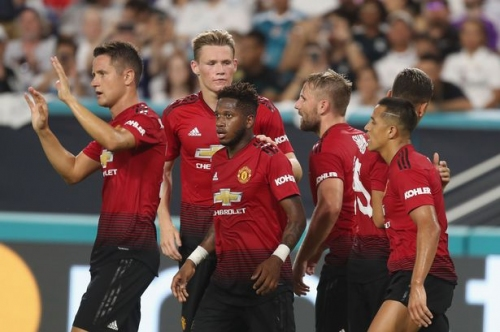 Manchester United 2018/19 squad numbers confirmed