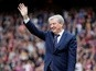 Roy Hodgson signs one-year Crystal Palace extension