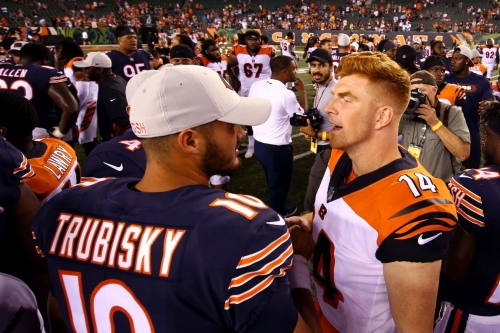 Bears vs Bengals: Notes from the starters' preseason debut