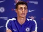 Maurizio Sarri: 'Kepa Arrizabalaga not better than Thibaut Courtois'