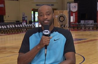 Vince Carter talks NBA super teams and why he decided to join the Atlanta Hawks