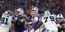 It was one preseason game, but all three Bills quarterbacks made a positive statement
