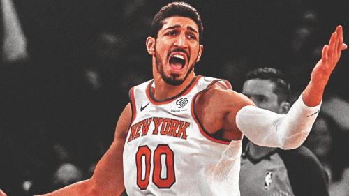 Knicks' Enes Kanter documents his NYC subway adventure