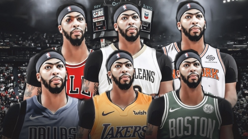 Realistic trades if Anthony Davis wanted out of New Orleans