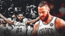 Aron Baynes compares last year's Celtics team to 2012-13 Spurs