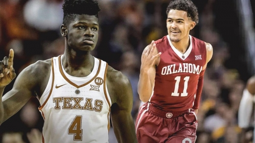 Trae Young, Mo Bamba put in work with Carmelo Anthony, CJ McCollum