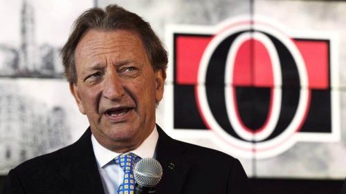 Senators' Melnyk discusses progress of new arena negotiations