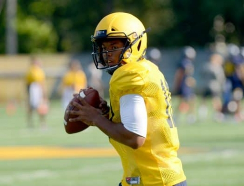 Photo Gallery IV: WVU Preseason Football