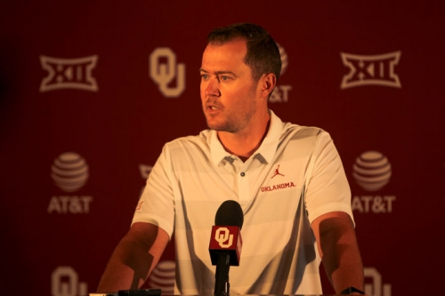 Oklahoma football: Lincoln Riley talks Ohio State, OU's policy on reporting domestic abuse