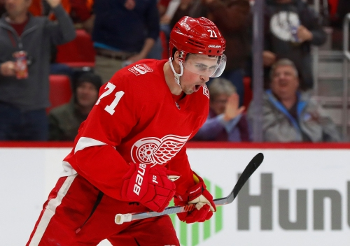 Dylan Larkin's new deal may mean he's next Detroit Red Wings captain