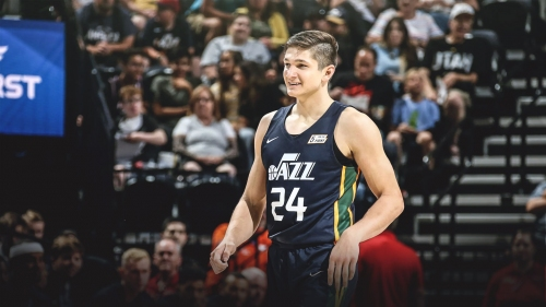 NBA Live 19 rates Grayson Allen over many rookies drafted ahead of him
