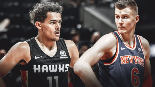 Knicks to open season at home vs. Trae Young, Hawks