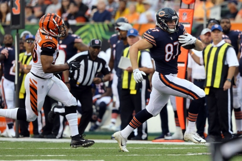 Stock up, stock down: Bears-Bengals