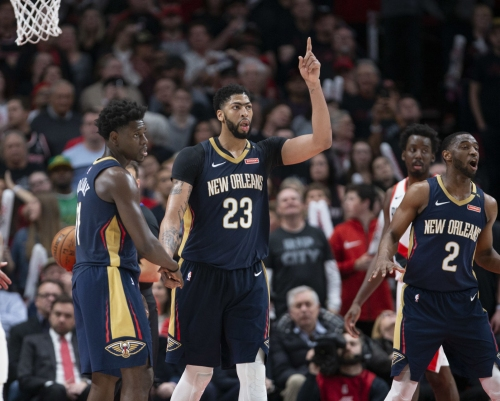 Pelicans to be on major NBA networks — ESPN, TNT — franchise record 13 times next season
