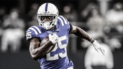 Colts RB Marlon Mack likely out a few weeks with hamstring strain