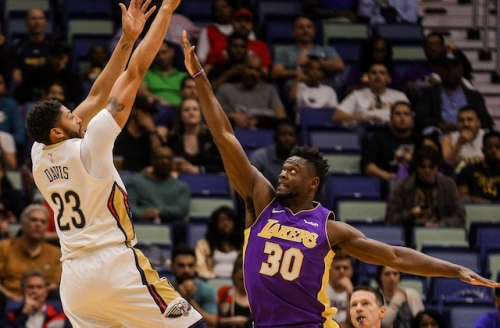 Lakers Schedule: Julius Randle Makes First Appearance At Staples Center Since Signing With Pelicans On Dec. 21