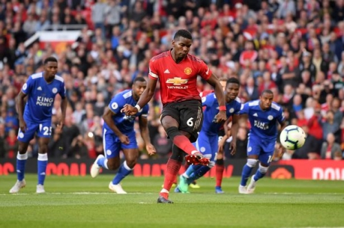 Manchester United 2 Leicester City 1: Red Devils kick off campaign with Foxes win