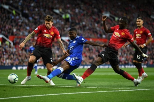 Manchester United 2 Leicester City 1: How the Red Devils rated