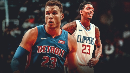 Pistons' Blake Griffin returns to Los Angeles to face Clippers on Jan. 12